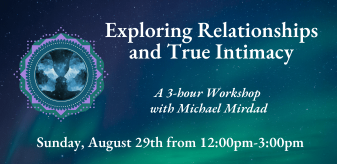 Exploring Relationships and True Intimacy